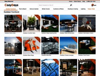 patiofurnituresmart.com screenshot