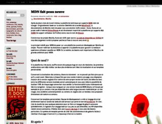 patonnier.net screenshot