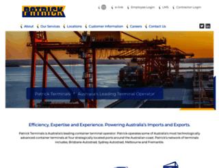 patrick.com.au screenshot