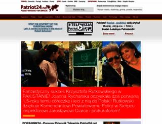 patriot24.net screenshot