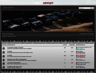 patrol-gr.fr screenshot