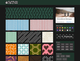 patterns.nanya-kanya.info screenshot