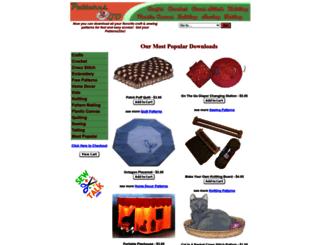 patterns2go.com screenshot