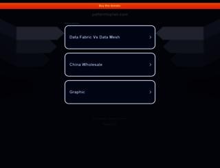 patterntoplan.com screenshot