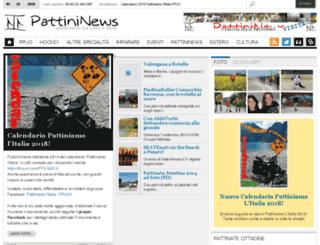 pattininews.it screenshot