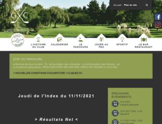 paugolfclub.com screenshot