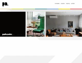paulaneder.com.br screenshot