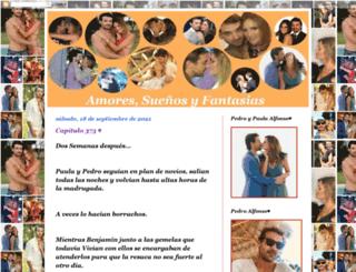 paulaypeteramoressueosyfantasias.blogspot.com.ar screenshot
