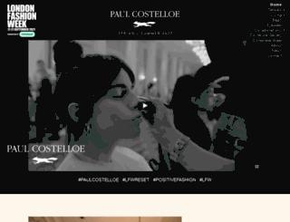 paulcostelloe.com screenshot