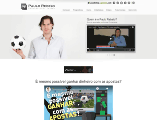 paulorebelotrader.com screenshot