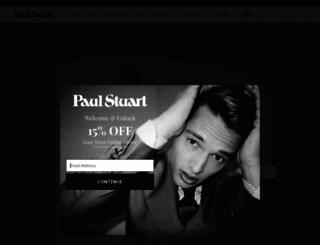 paulstuart.com screenshot