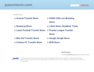 pausenews.com screenshot
