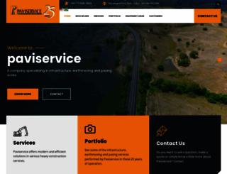 paviservice.com.br screenshot