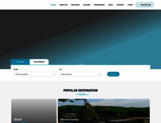 pawartravels.com screenshot