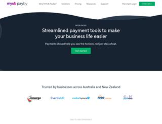 paycorp.com.au screenshot
