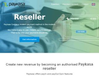 paykasareselling.com screenshot