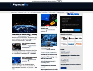 paymenteye.com screenshot