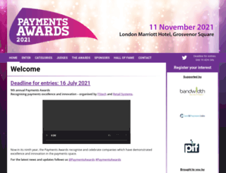payments-awards.com screenshot
