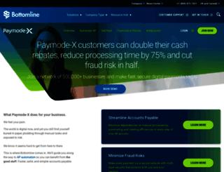 paymode.com screenshot