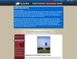 paynetrmatoll.com screenshot