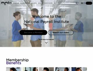 payroll.ca screenshot