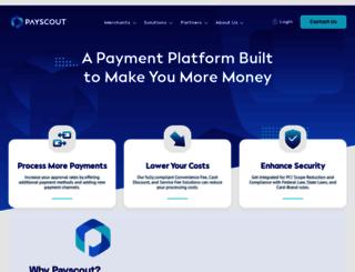payscout.com screenshot