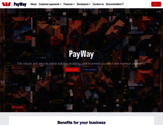 payway.com.au screenshot