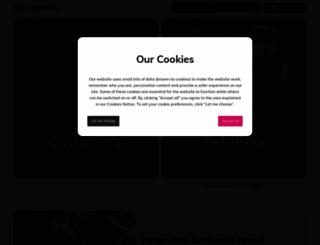 payzone.co.uk screenshot