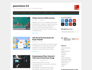 pazarlama30.com screenshot