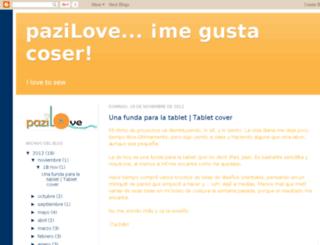 pazilove.net screenshot