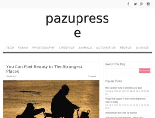 pazupresse.top screenshot