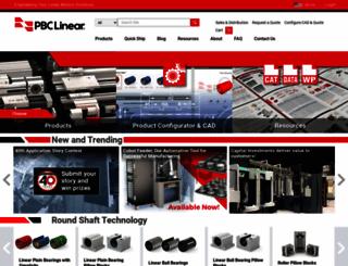 pbclinear.com screenshot