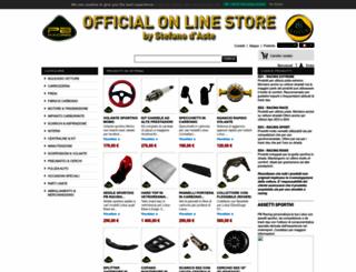 pbracingshop.com screenshot