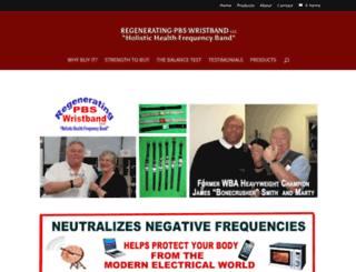pbsbands.com screenshot