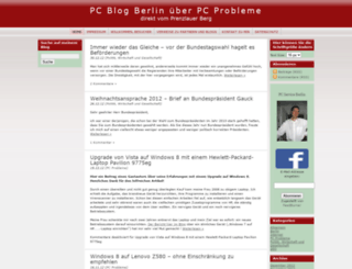 pc-blog-berlin.de screenshot