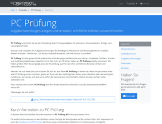 pc-pruefung.info screenshot
