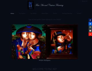 pcart.com screenshot