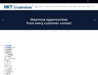 pccwteleservices.com screenshot