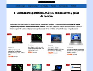 pcdeluxe.es screenshot