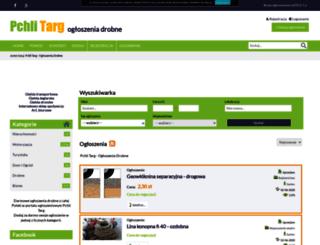 pchlitarg.info.pl screenshot