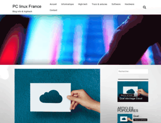 pclinuxfr.com screenshot