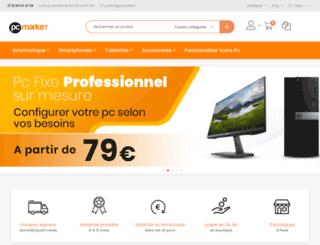 pcmarket.fr screenshot
