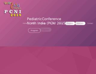 pcni2015.com screenshot