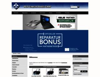 pco.co.at screenshot