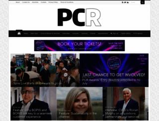 pcr-online.biz screenshot