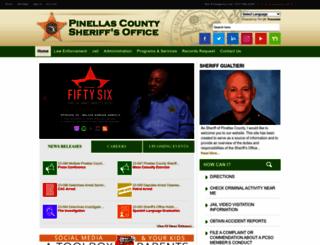 pcsoweb.com screenshot