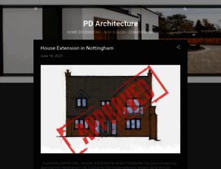 pdarchitecture.blogspot.co.uk screenshot