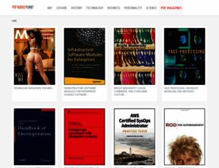 pdfbooksplanet.org screenshot