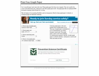 access pdfpad com print free graph paper
