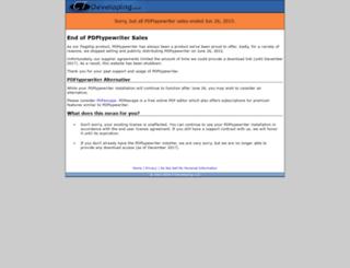 pdftodocx.com screenshot